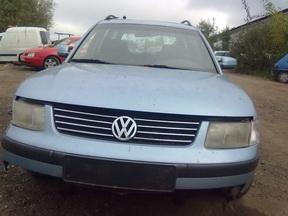 Volkswagen PASSAT 1997 1.9 Mechaninė