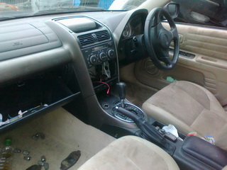 Naudotos automobilio dalys Lexus IS - CLASS 2002 2.0 Automatinė Sedanas 4/5 d.  2011-12-30
