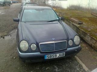 Mercedes-Benz E-CLASS 1998 3.0 автоматическая