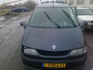 Renault ESPACE 1998 2.0 машиностроение