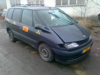 Naudotos automobiliu dallys Foto 2 Renault ESPACE 1998 2.0 Mechaninė Vienatūris 4/5 d.  2012-01-05 A45