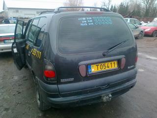 Naudotos automobiliu dallys Foto 5 Renault ESPACE 1998 2.0 Mechaninė Vienatūris 4/5 d.  2012-01-05 A45