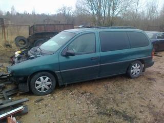 Naudotos automobilio dalys Ford WINDSTAR 1995 3.8 Automatinė Vienatūris 4/5 d.  2012-01-06