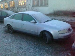 Naudotos automobiliu dallys Foto 6 Audi A6 2001 1.8  Sedanas 4/5 d.  2012-01-07 A31