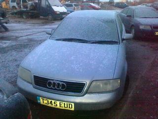 Naudotos automobiliu dallys Foto 1 Audi A6 2001 1.8  Sedanas 4/5 d.  2012-01-07 A31