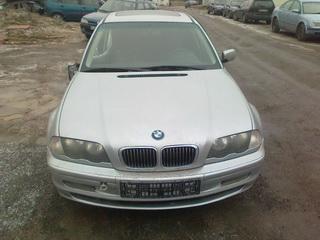BMW 3-SERIES 1998 2.0 Mechanical