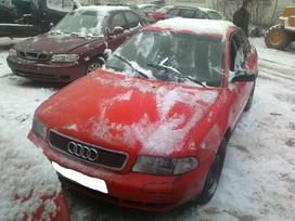 Audi A4 1995 1.6 машиностроение