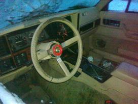 Naudotos automobilio dalys Jeep CHEROKEE 1993 4.0  Visureigis 4/5 d.  2012-01-14