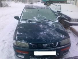 Mazda 323 1996 1.5 Mechaninė