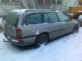Naudotos automobiliu dallys Foto 3 Opel OMEGA 1994 2.0 Mechaninė Universalas 4/5 d.  2012-01-18 A28