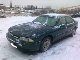 Naudotos automobilio dalys Pontiac BONNEVILLE 1993 3.8 Automatinė Sedanas 4/5 d.  2012-01-18