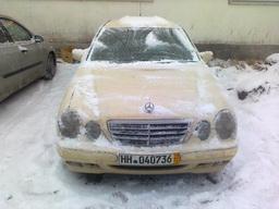 Naudotos automobilio dalys Mercedes-Benz E-CLASS 2000 2.0 Automatinė Sedanas 4/5 d.  2012-01-17