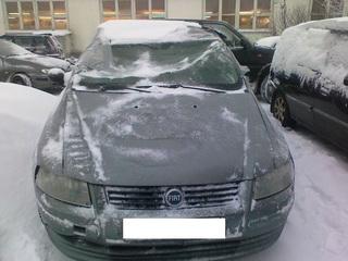 Fiat STILO 2004 1.4 Mechaninė