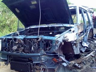Naudotos automobilio dalys Mitsubishi PAJERO 1992 2.5 Automatinė Visureigis 4/5 d.  2012-01-26