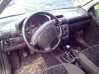 Naudotos automobilio dalys Opel TIGRA 1995 1.4 Mechaninė Hačbekas 2/3 d.  2012-01-26