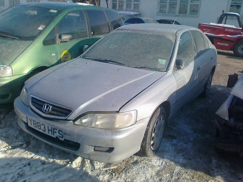 Honda ACCORD 2001 1.8 Automatic