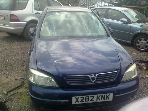 Opel ASTRA 2000 1.4 Mechanical