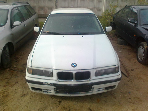 BMW 3-SERIES 1991 2.0 Mechanical