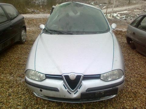 Alfa-Romeo 156 2001 2.0 Mechaninė