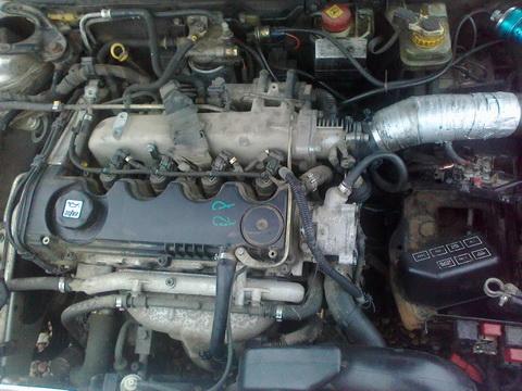 Naudotos automobilio dalys Alfa-Romeo 156 2001 2.0 Mechaninė Universalas 4/5 d. Pilka 2014-7-02