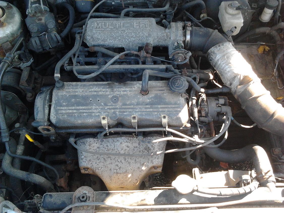Kia Sephia 1997 1 5 Mechanin U0117 4  5 D  2013