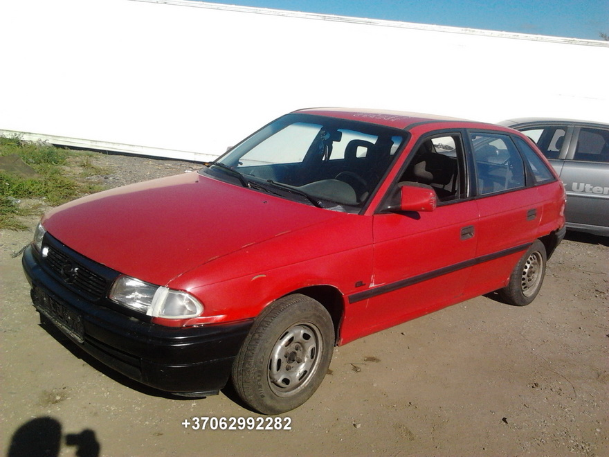 Opel ASTRA 1992 1.7 Mechanical