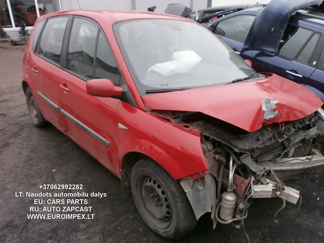 Renault MEGANE SCENIC 2006 1.6 Mechanical