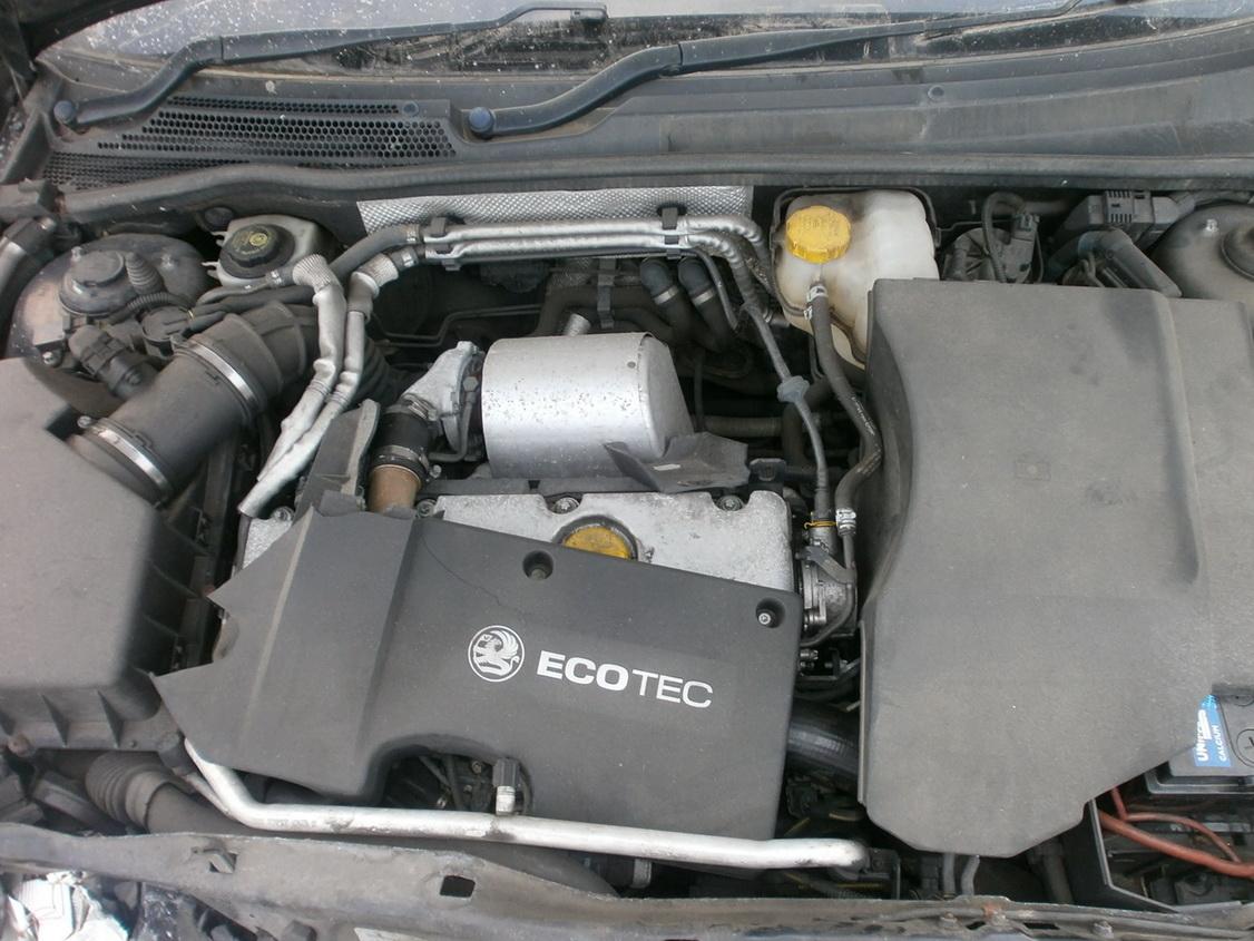 Naudotos automobiliu dallys Foto 8 Opel VECTRA 2003 2.0 Mechaninė Hačbekas 4/5 d. Juoda 2013-12-13 A1260