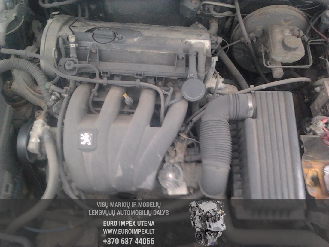 Naudotos automobiliu dallys Foto 7 Peugeot 406 1996 1.9 Mechaninė Sedanas 4/5 d. Melyna 2014-1-22 A1312