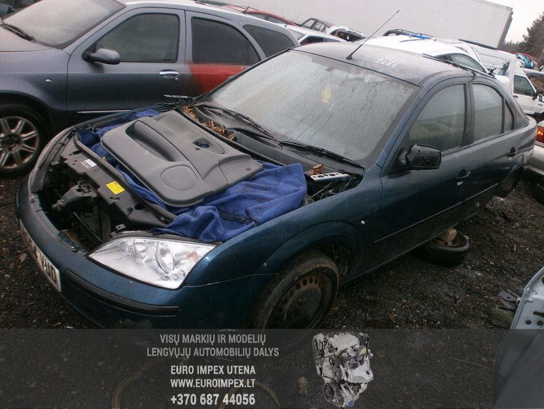 Naudotos automobiliu dallys Foto 1 Ford MONDEO 2004 2.0 Mechaninė Hačbekas 4/5 d. Melyna 2014-1-06 A1281