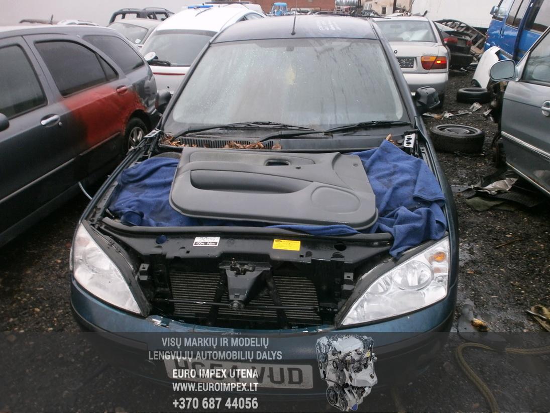 Naudotos automobiliu dallys Foto 2 Ford MONDEO 2004 2.0 Mechaninė Hačbekas 4/5 d. Melyna 2014-1-06 A1281
