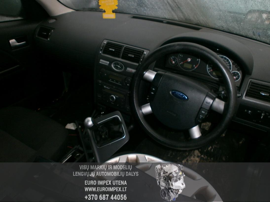 Naudotos automobiliu dallys Foto 4 Ford MONDEO 2004 2.0 Mechaninė Hačbekas 4/5 d. Melyna 2014-1-06 A1281