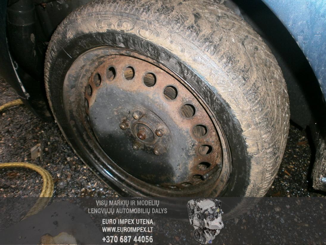 Naudotos automobiliu dallys Foto 7 Ford MONDEO 2004 2.0 Mechaninė Hačbekas 4/5 d. Melyna 2014-1-06 A1281