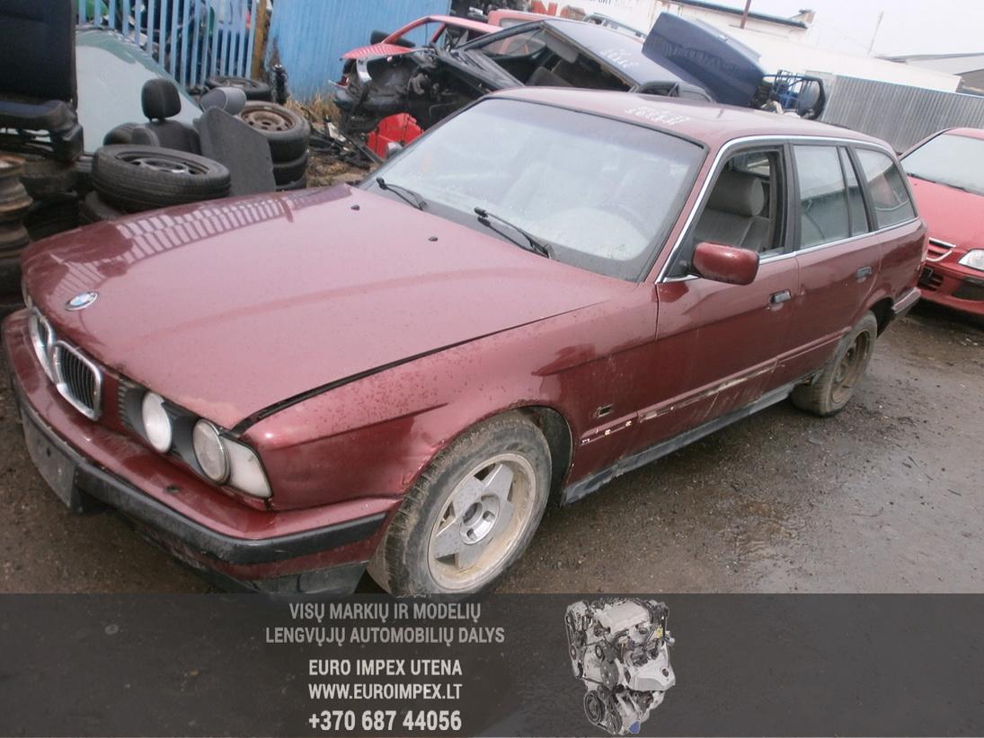 BMW 5-SERIES 1996 2.5 Mechaninė