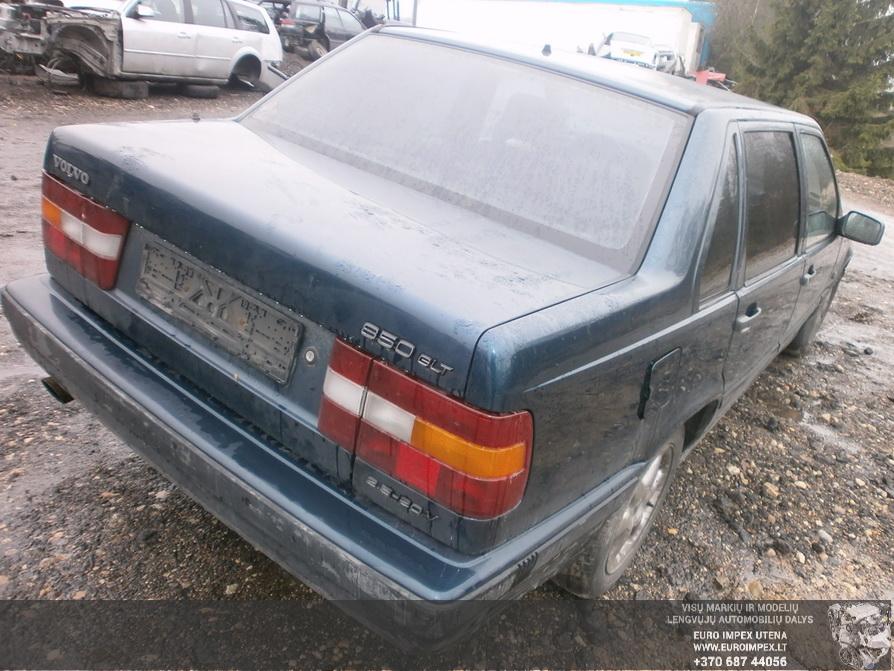 Naudotos automobilio dalys Volvo 850 1993 2.4 Mechaninė Sedanas 4/5 d. Žalia 2014-2-19