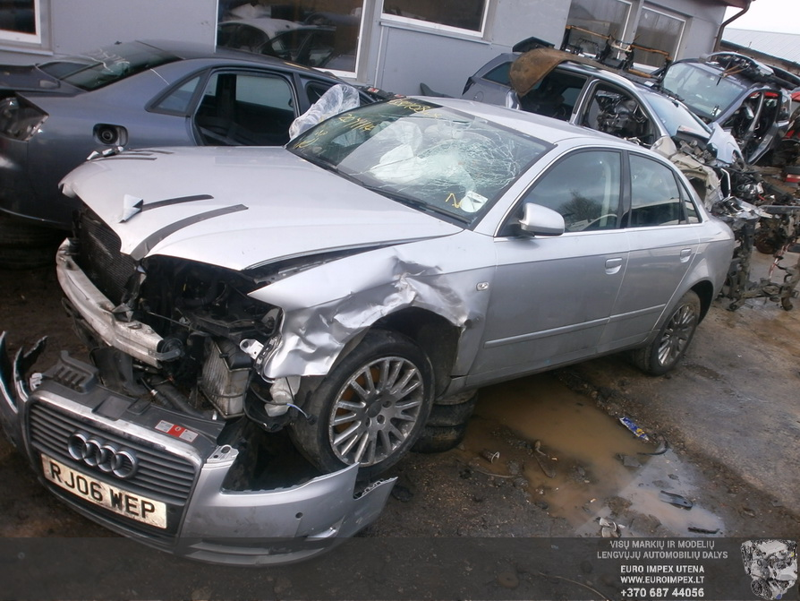 Audi A4 2006 2.7 Mechaninė