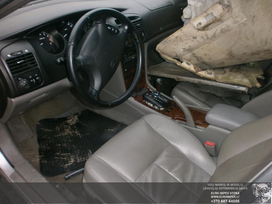Naudotos automobiliu dallys Foto 5 Daewoo EVANDA 2003 2.0 Automatinė Sedanas 4/5 d. Pilka 2014-2-22 A1369