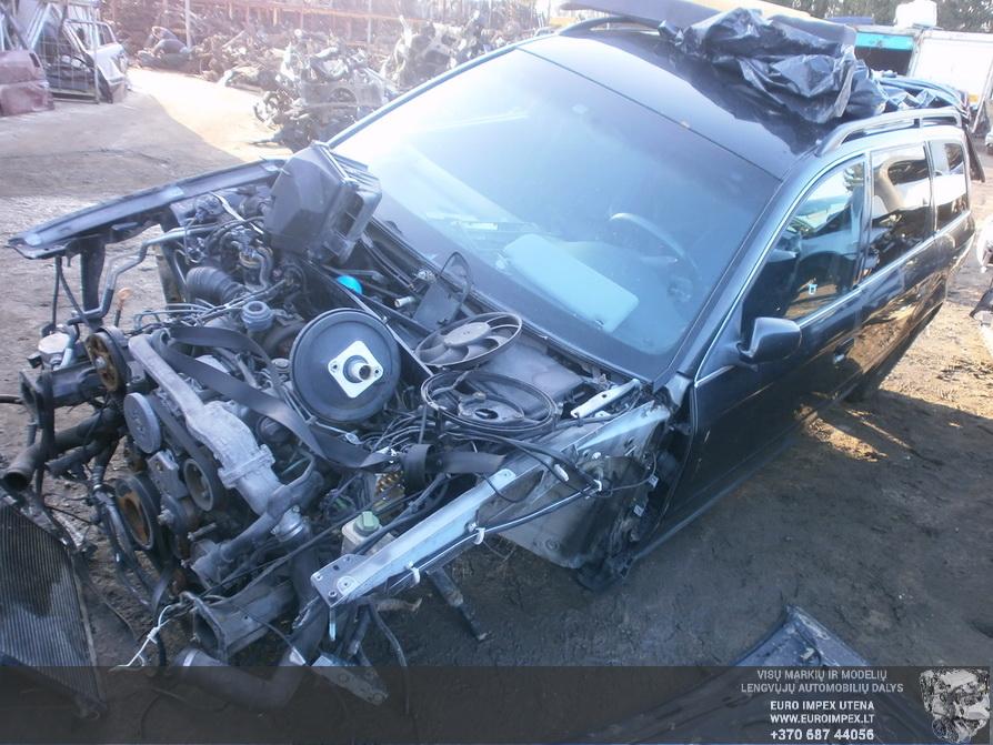 A1373 Audi A6 1998 2.5 Mechaninė Dyzelis