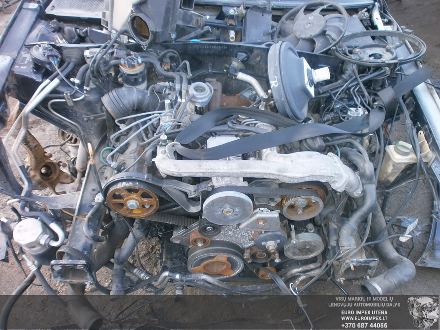 Подержанные Автозапчасти Foto 2 Audi A6 1998 2.5 машиностроение универсал 4/5 d. Žalia 2014-2-25 A1373