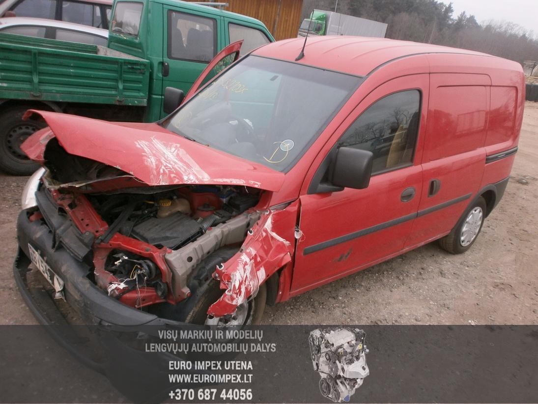 Opel COMBO 2004 1.7 Mechanical