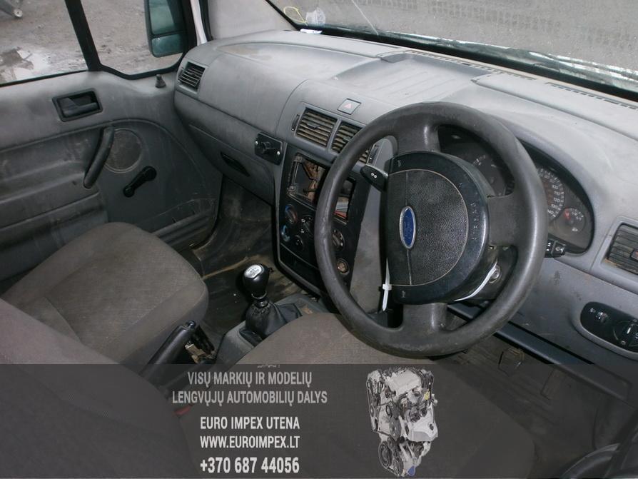 Naudotos automobiliu dallys Foto 4 Ford TRANSIT CONNECT 2007 1.8 Mechaninė Komercinis 2/3 d. Balta 2014-2-03 A1325