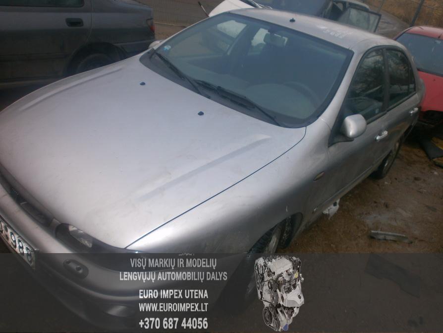 Fiat MAREA 1998 1.9 Mechaninė