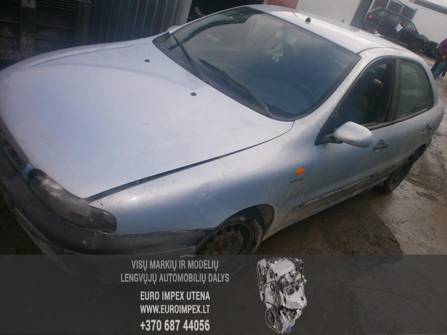Fiat BRAVA 2000 1.9 Mechaninė