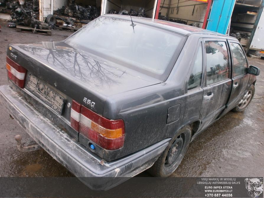 Naudotos automobilio dalys Volvo 850 1992 2.4 Mechaninė Sedanas 4/5 d. Juoda 2014-2-12
