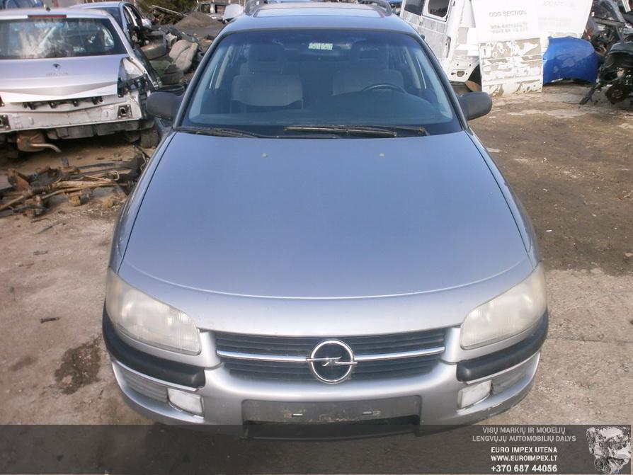 Naudotos automobiliu dallys Foto 2 Opel OMEGA 1994 2.0 Mechaninė Universalas 4/5 d. Pilka 2014-2-28 A1375