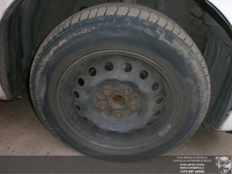 Naudotos automobiliu dallys Foto 4 Toyota AVENSIS VERSO 2007 2.0 Mechaninė Vienatūris 4/5 d. Balta 2014-3-03 A1386