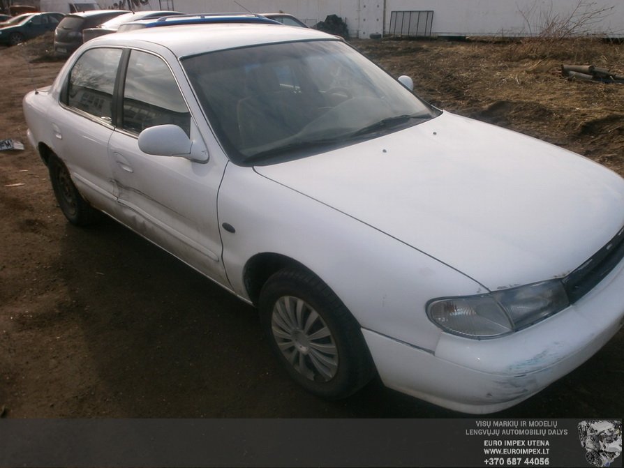 киа кларус 1999 седан фото