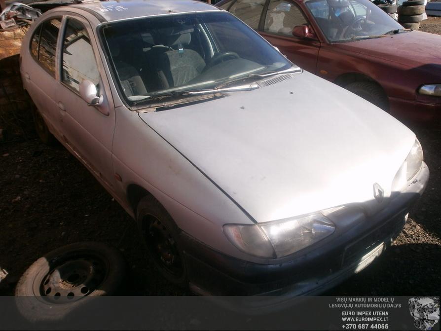 Renault MEGANE 1996 1.6 Mechaninė