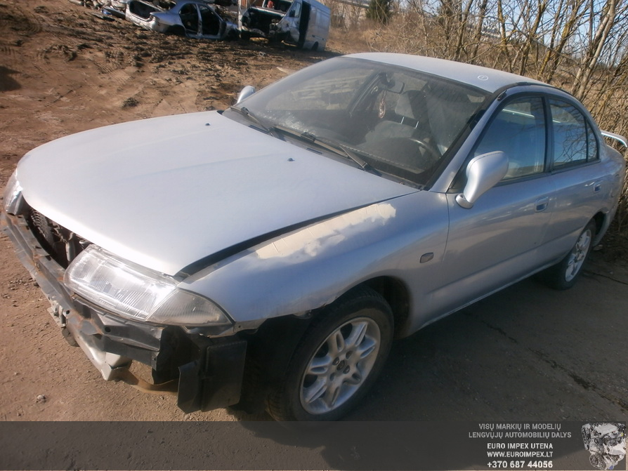 Naudotos automobilio dalys Mitsubishi CARISMA 1997 1.9 Mechaninė Sedanas 4/5 d. Pilka 2014-3-14