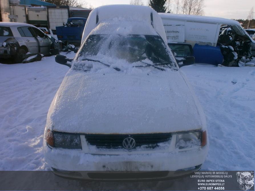 Naudotos automobiliu dallys Foto 2 Volkswagen CADDY 1998 1.9 Mechaninė Komercinis 2/3 d. Balta 2014-3-17 A1416